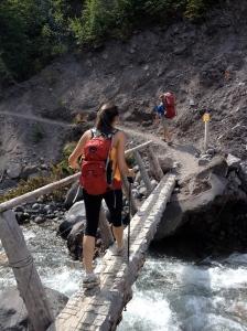 Intense hike!