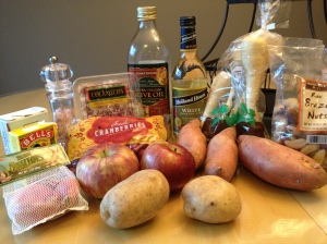 Stuffing Ingredients